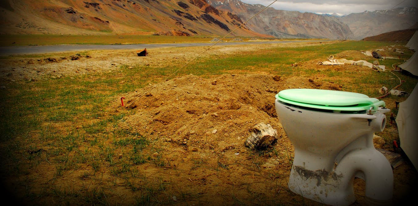 Finally facing our water-loo: it's time to decolonise sewerage systems