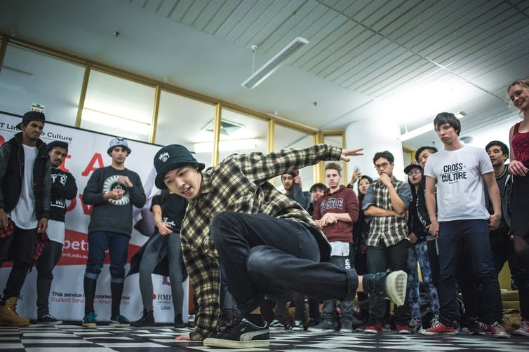 Hip hop is not perfect but its promise is undeniable. Photo credit: Michelle Grace Hunder