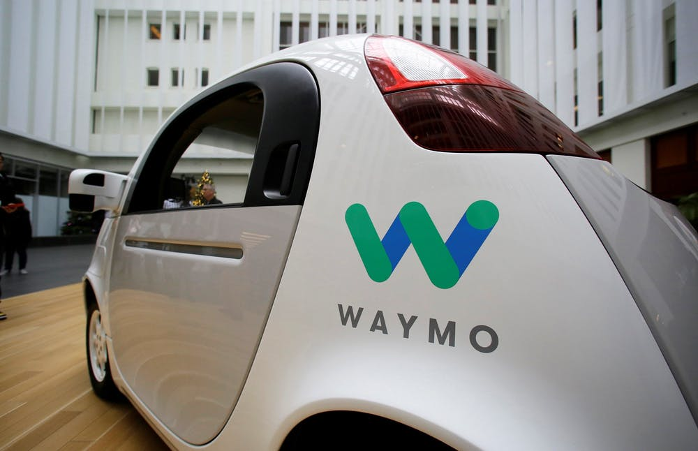 Waymo The Self Driving Car Company Owned By Google S Pa Alphabet Is Teaming Up With Rideshare Lyft Ap Photo Eric Risberg