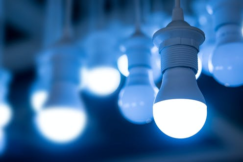 The scientific reason you don't like LED bulbs — and the