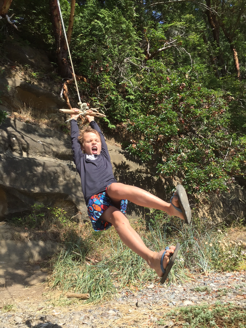The Unsafe Child Less Outdoor Play Is >> Why Kids Need Risk Fear And Excitement In Play