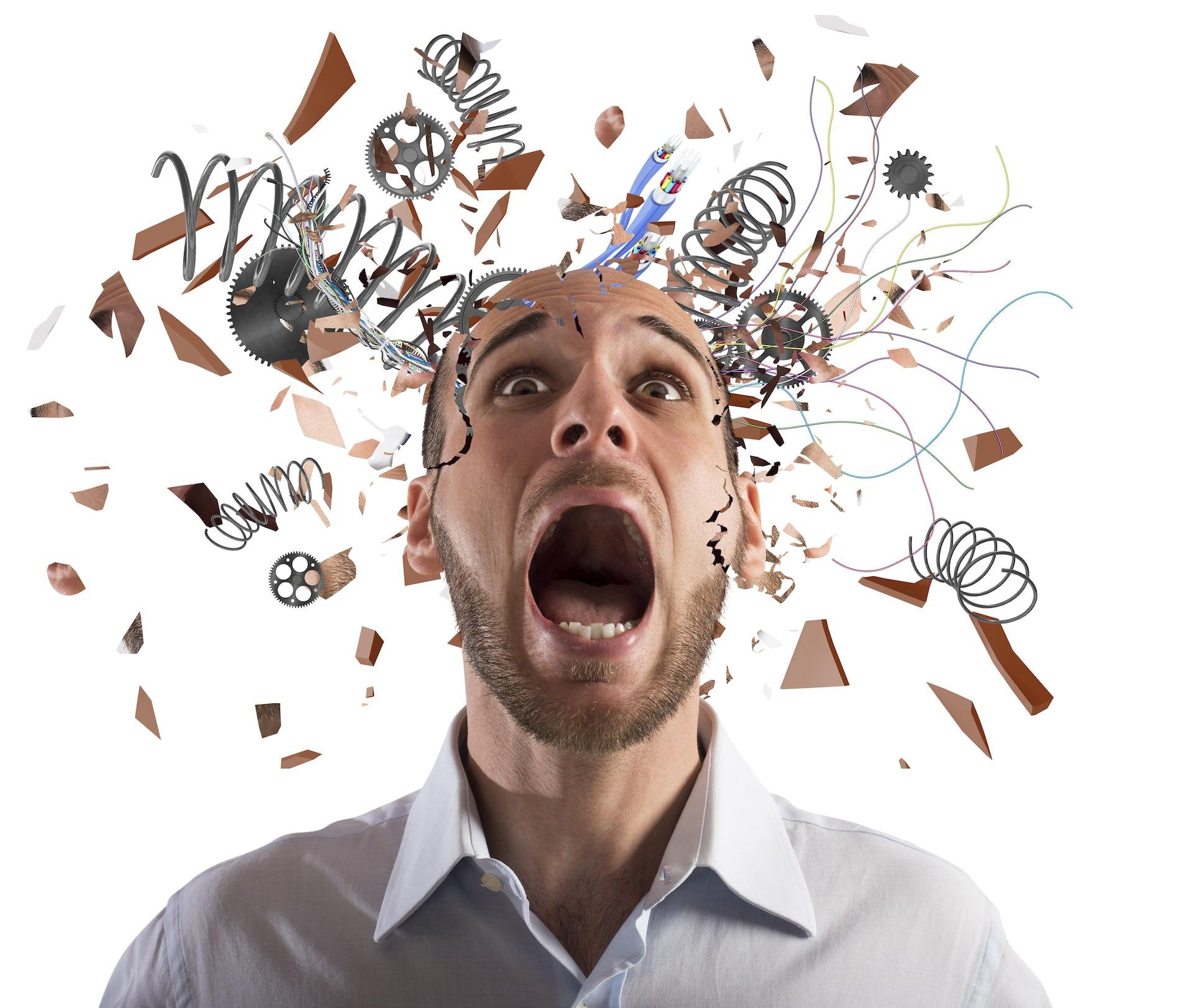 Resultado de imagem para stressed
