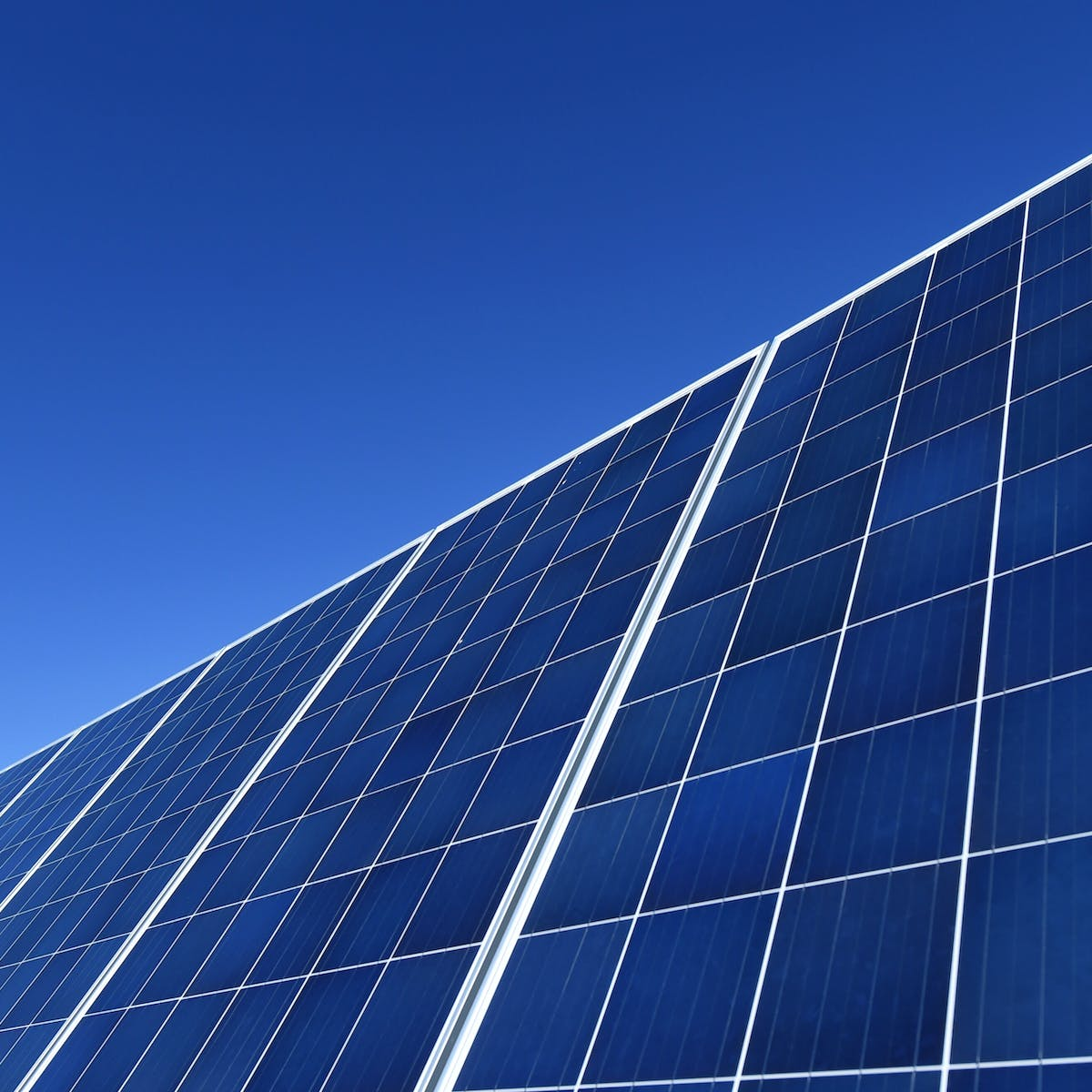 Solar is now the most popular form of new electricity