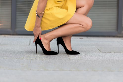With High Heels