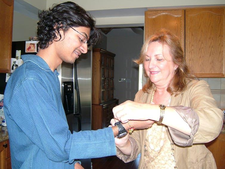 Explaining Rakshabandan A Hindu Festival That Celebrates The