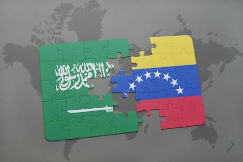 Venezuela crisis is the hidden consequence of Saudi Arabia's oil