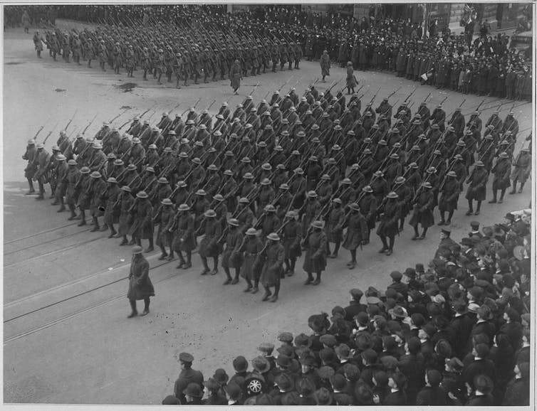 harlem hellfighters military social experiment history photo