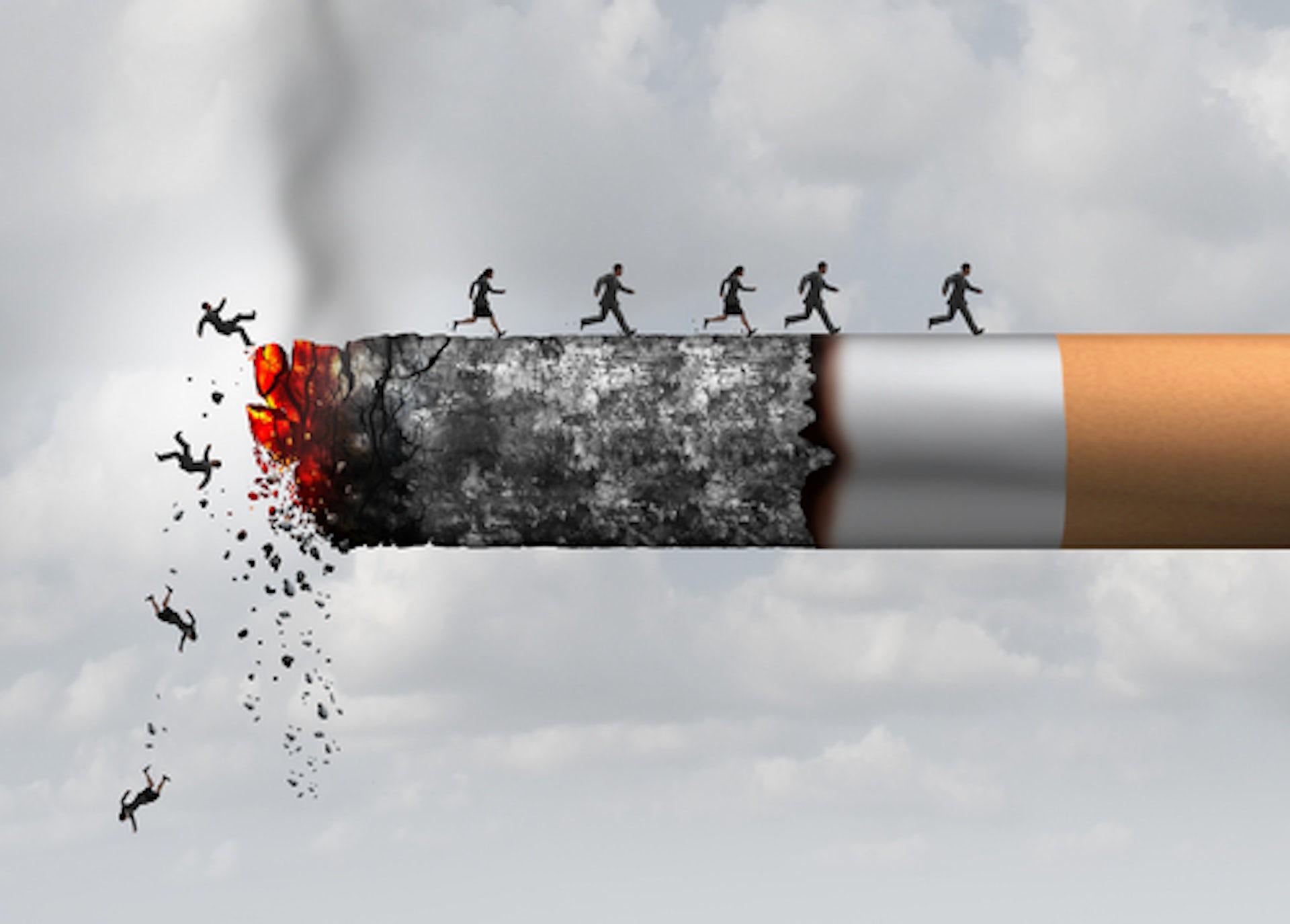 smoking death statistics