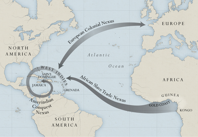 African Slaves Were Both Medical Guinea Pigs And Scientists On - Syphilis map us circa 1700s