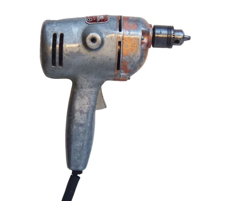 Powerful and ignored: the history of the electric drill in Australia