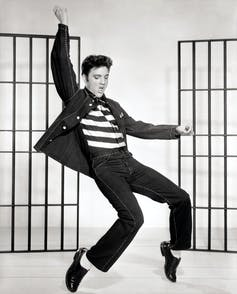 How Elvis permanently changed American pop culture