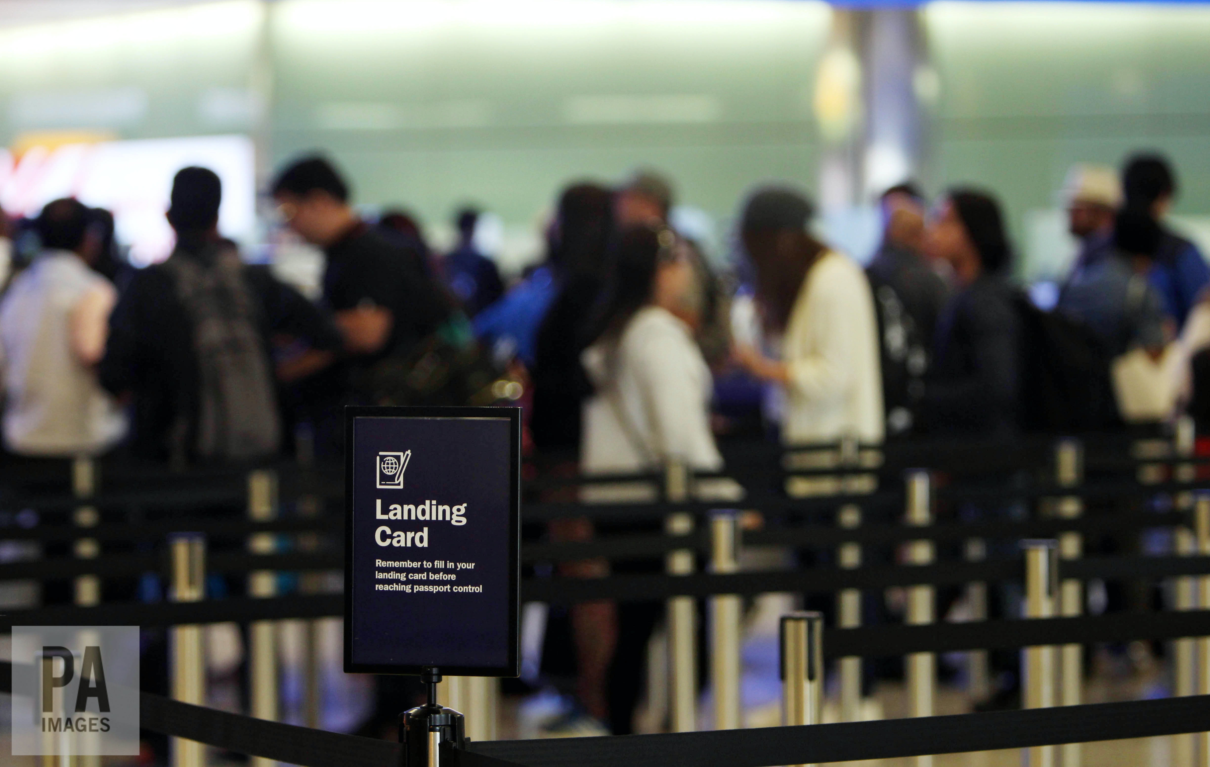 Beware The Border Patrol The Nasty History Of Airport Discrimination