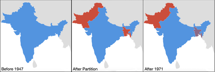 The road to India's partition