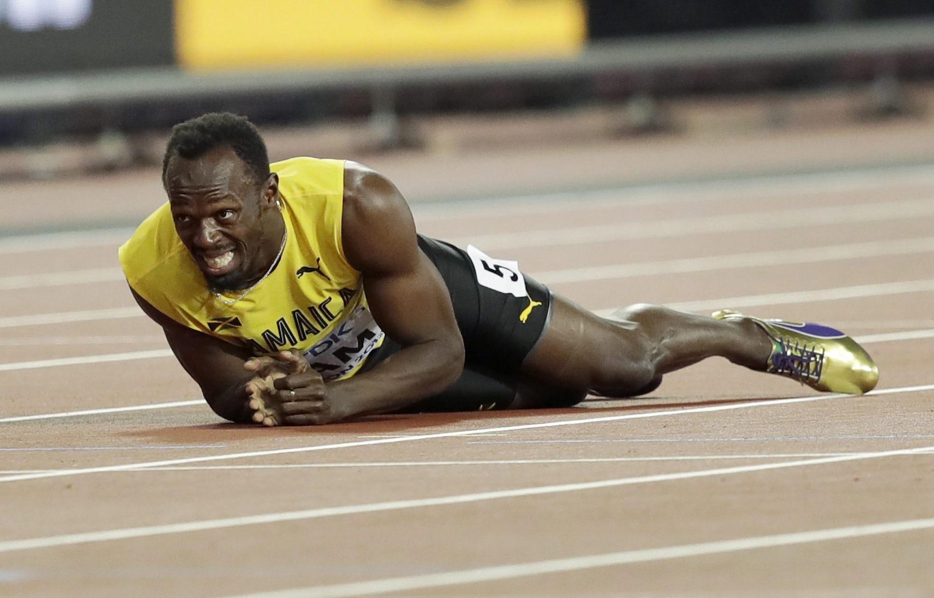 Sprinting injuries