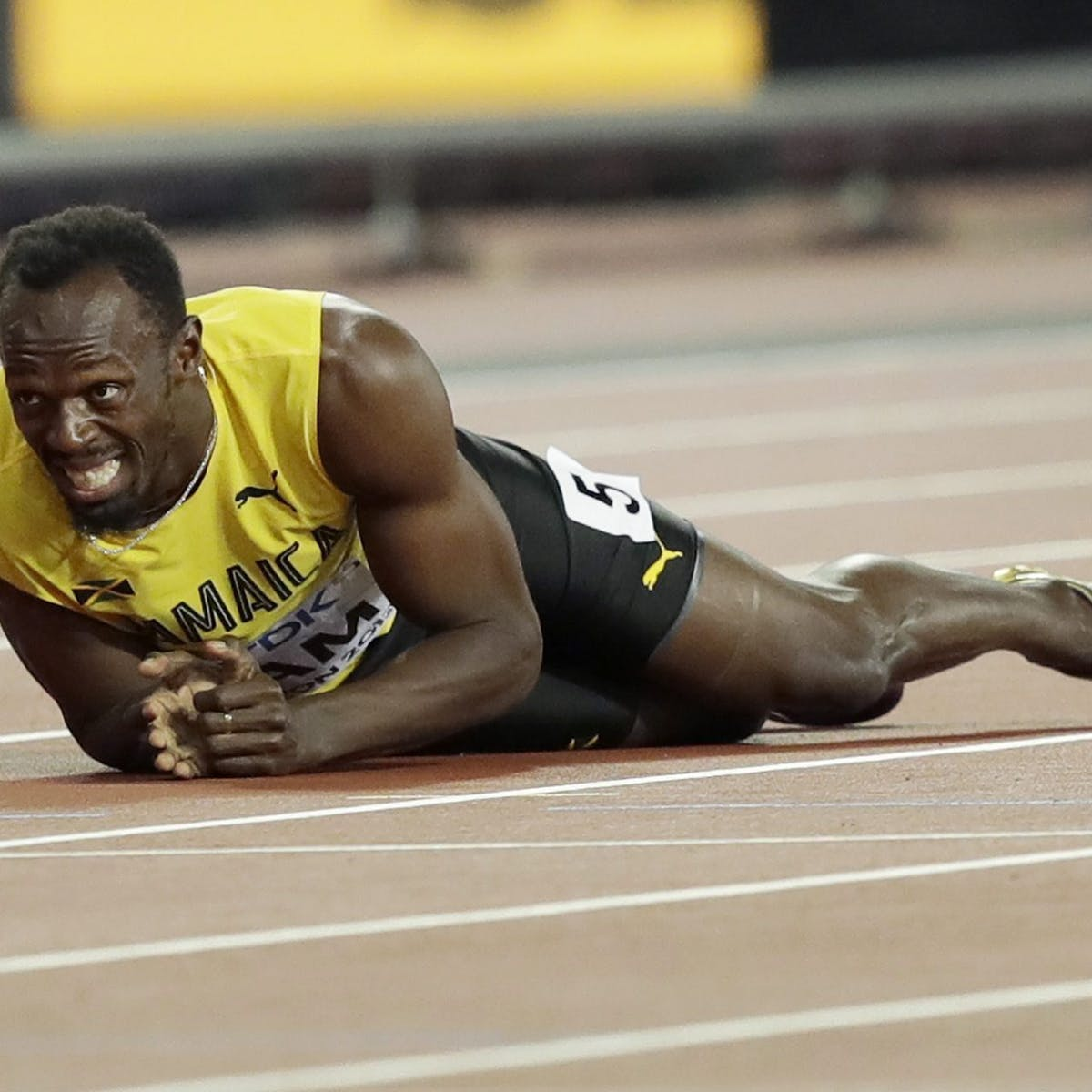 Usain Bolt and Andre De Grasse: Hamstring injuries explained
