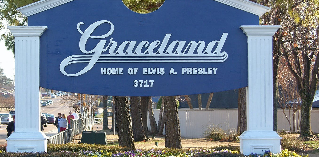 Elvis Tourism Selling The King From Tupelo Boy To Graceland Icon