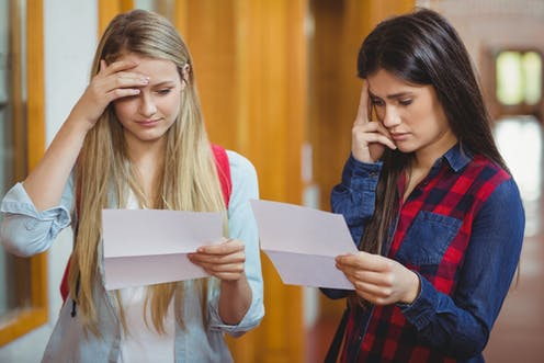 What to do if you fail your GCSEs