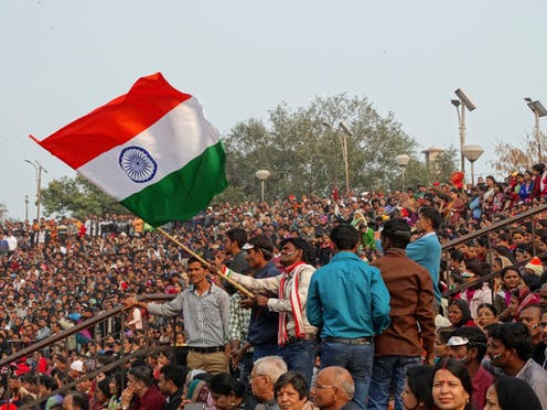 Minority Histories Of The Indian National Flag