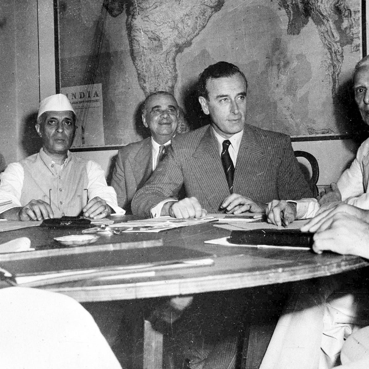 How a British royal's monumental errors made India's