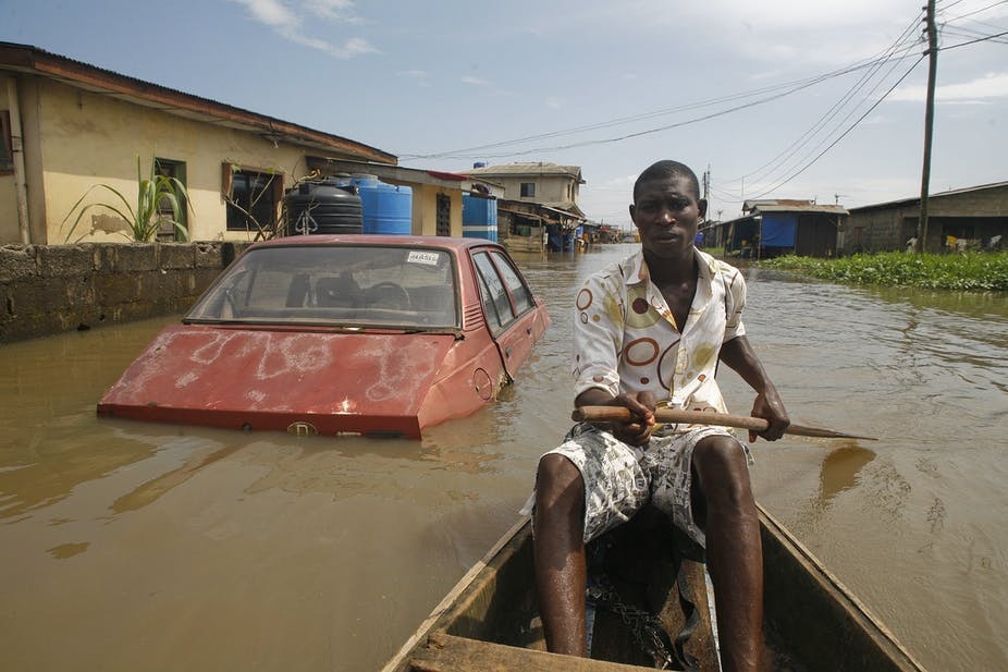 Why flooding in Nigeria is an increasingly serious problem
