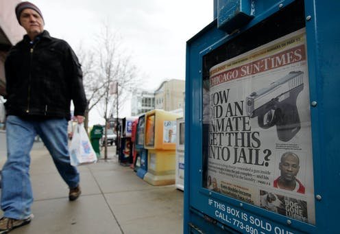 How union stakes in ailing papers like the Chicago Sun-Times