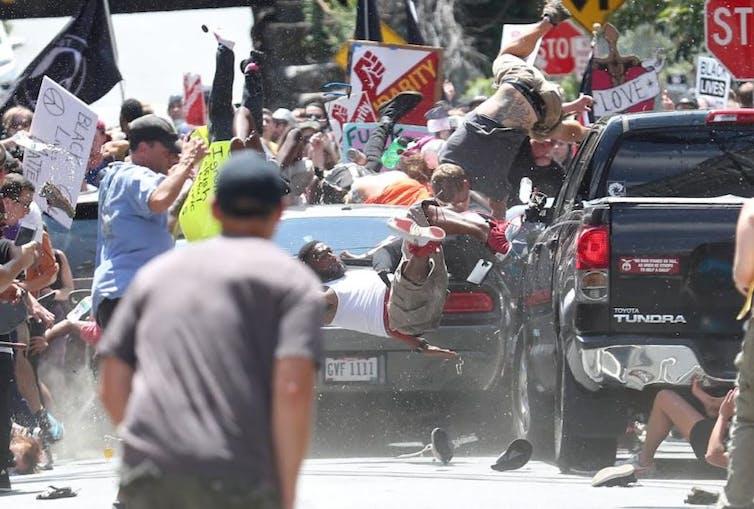 Pulitzer Prize photograph Charlottesville