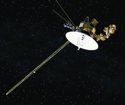 solar system voyager picture - photo #23