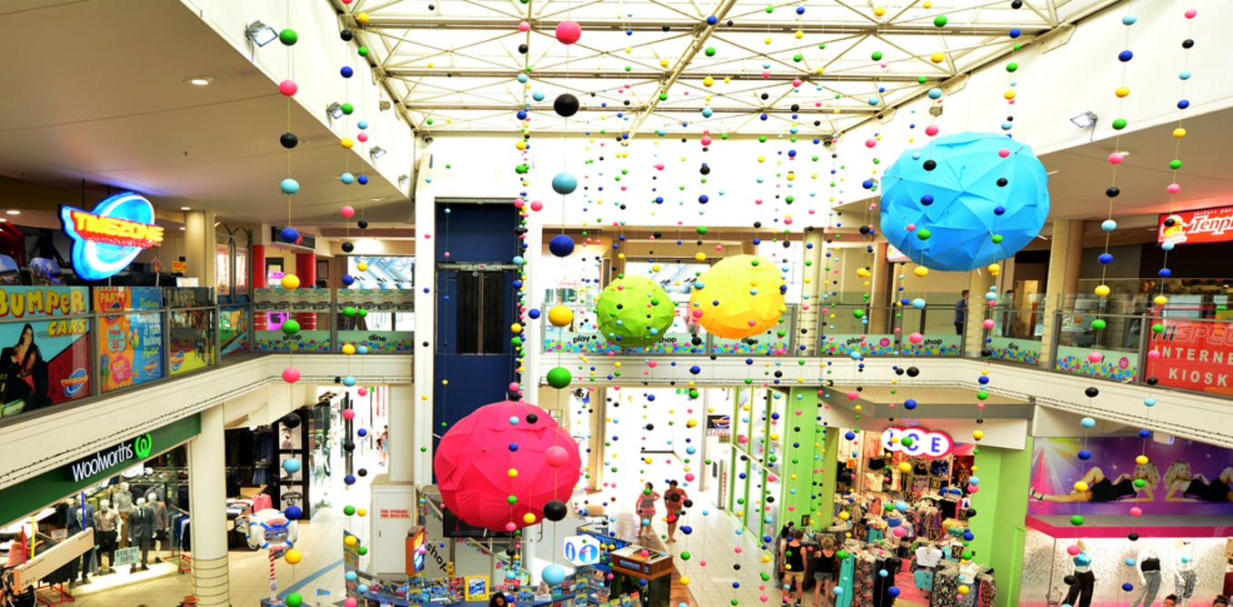 Image result for How,shopping,centres,are,changing,to,fight,online,shopping