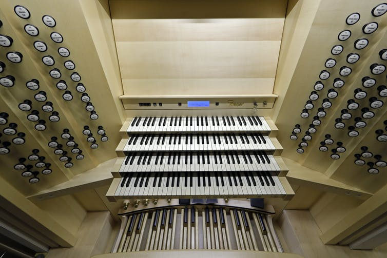 The pipe organ - more than just a church instrument