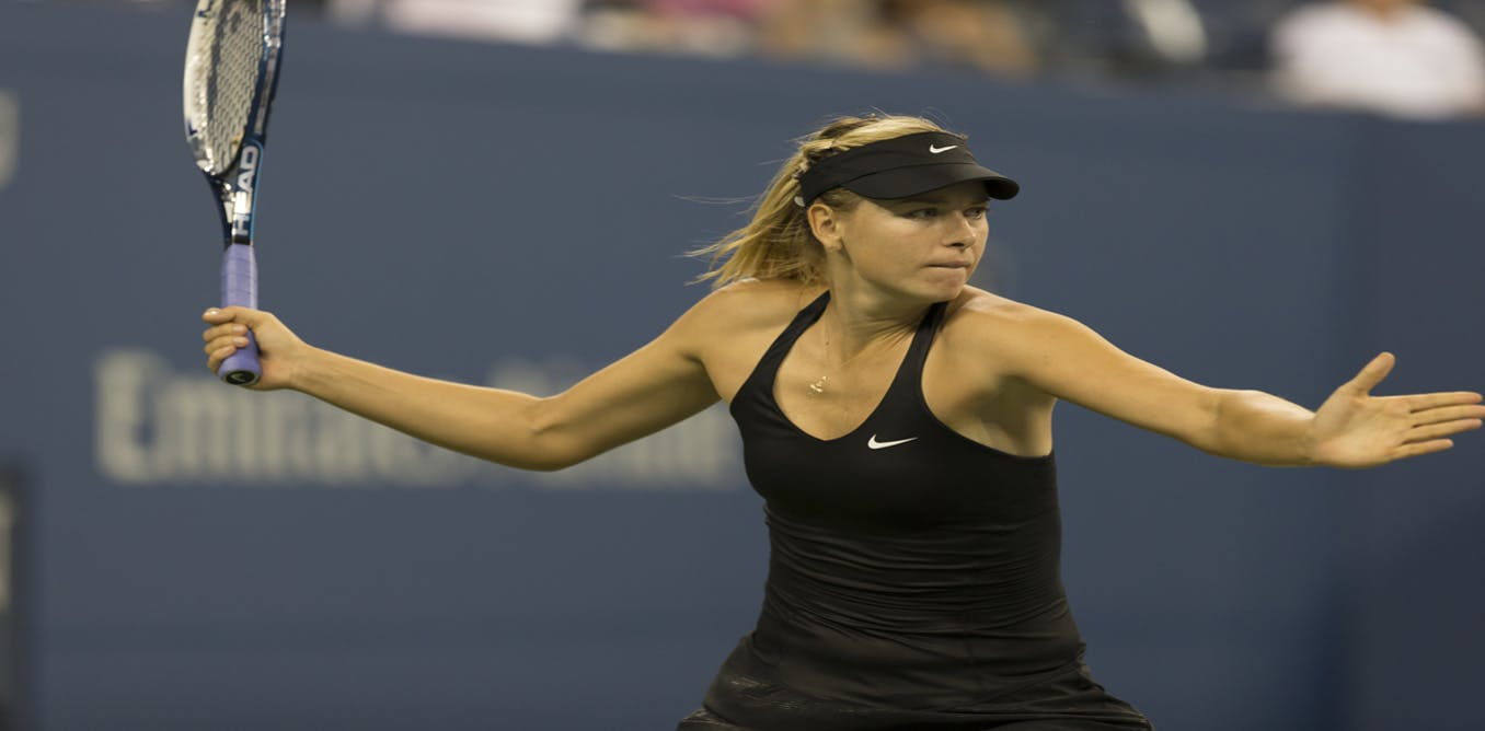 Maria Sharapova's wild card for the US Open does tennis a poor service