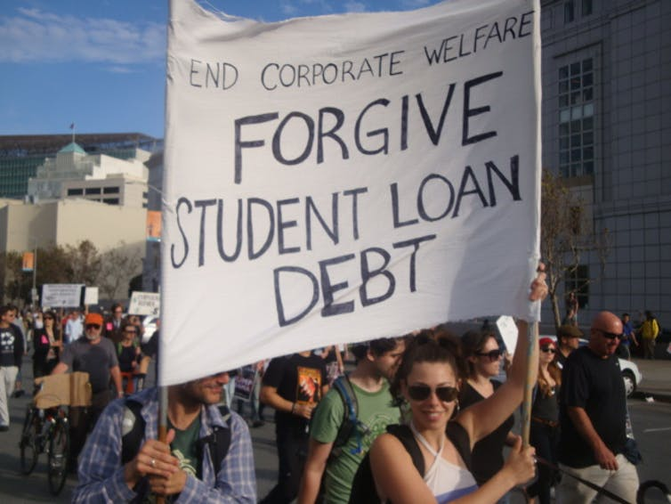 student loan fraud debt veterans