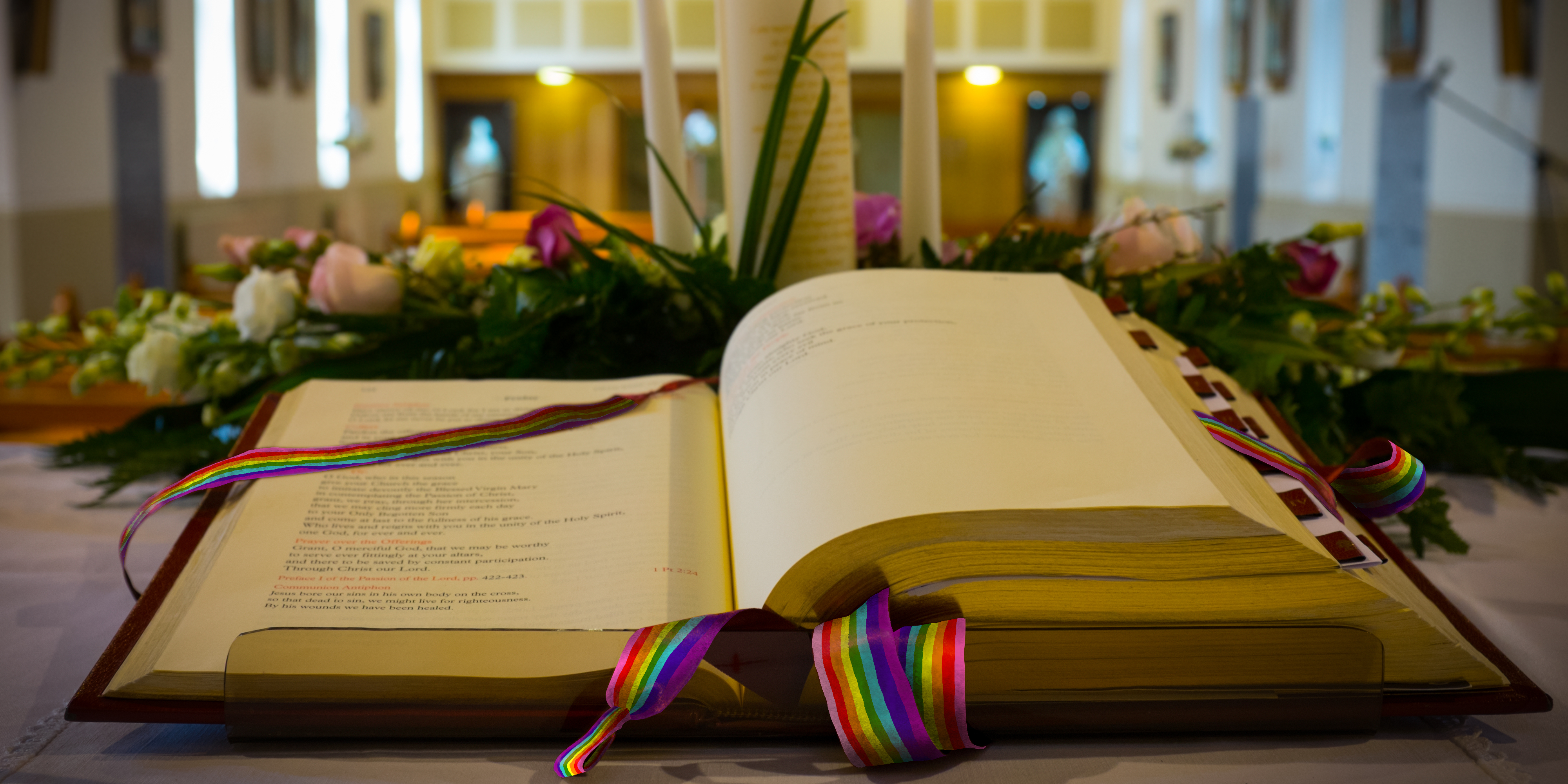 To Christians arguing 'no' on marriage equality: the Bible is not decisive