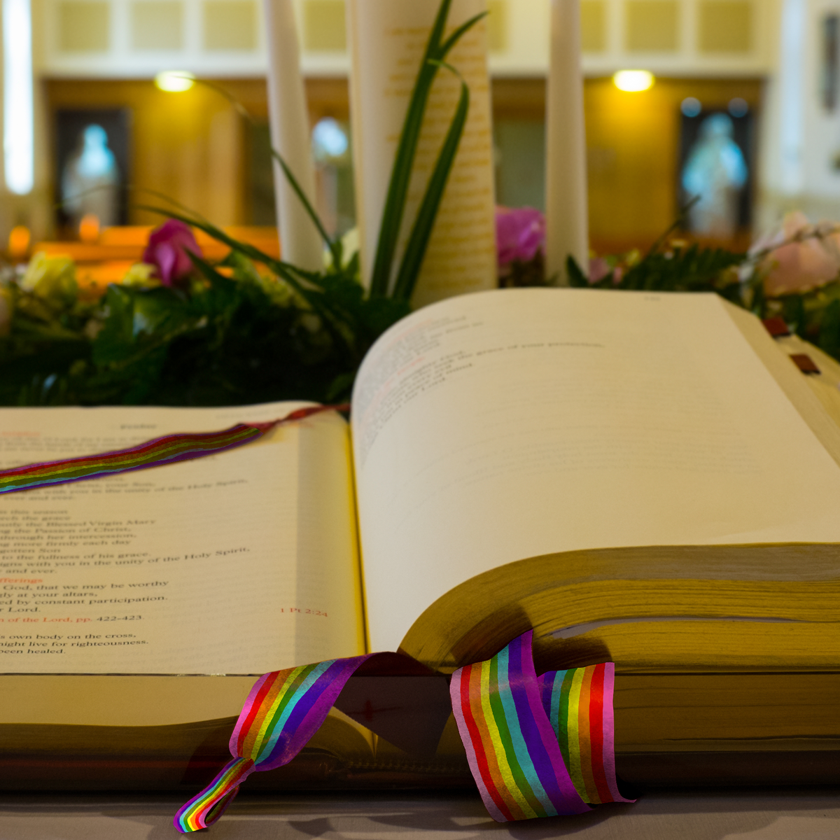 To Christians arguing 'no' on marriage equality: the Bible