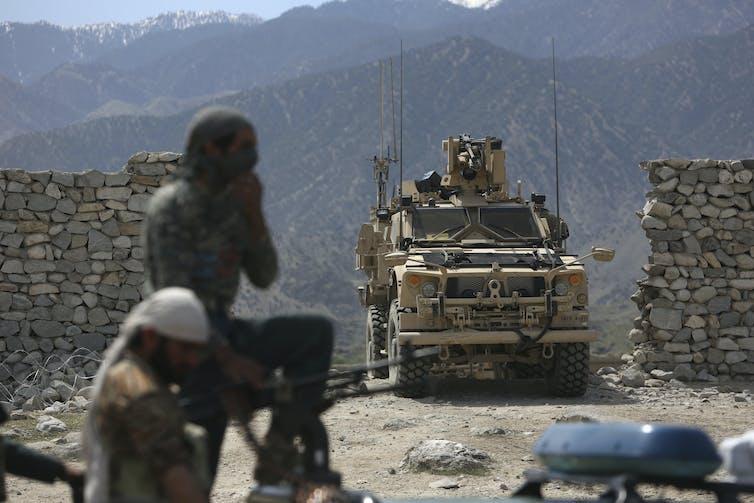 mattis afghanistan 9/11 war