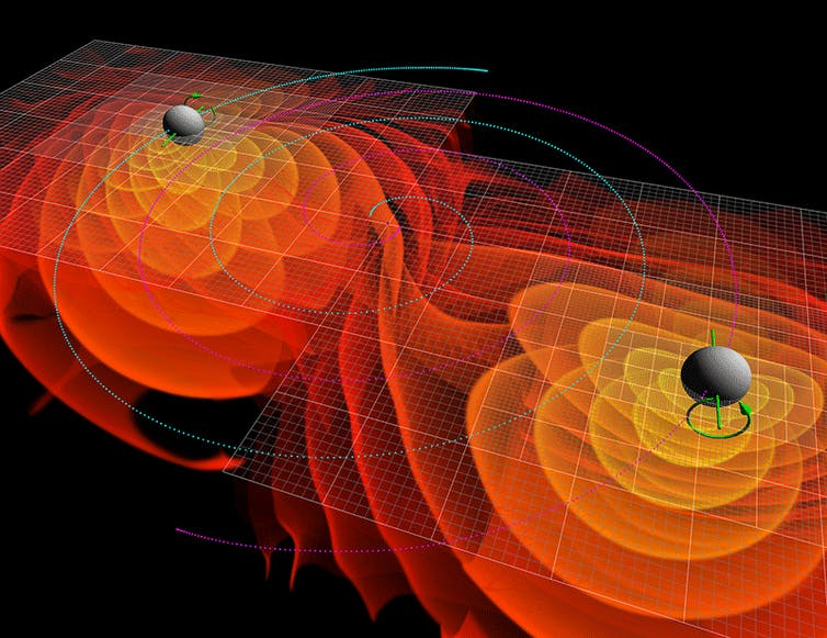 Gravitational Waves Reveal The Unexpectedly Weird Behaviour Of Distant Black Holes