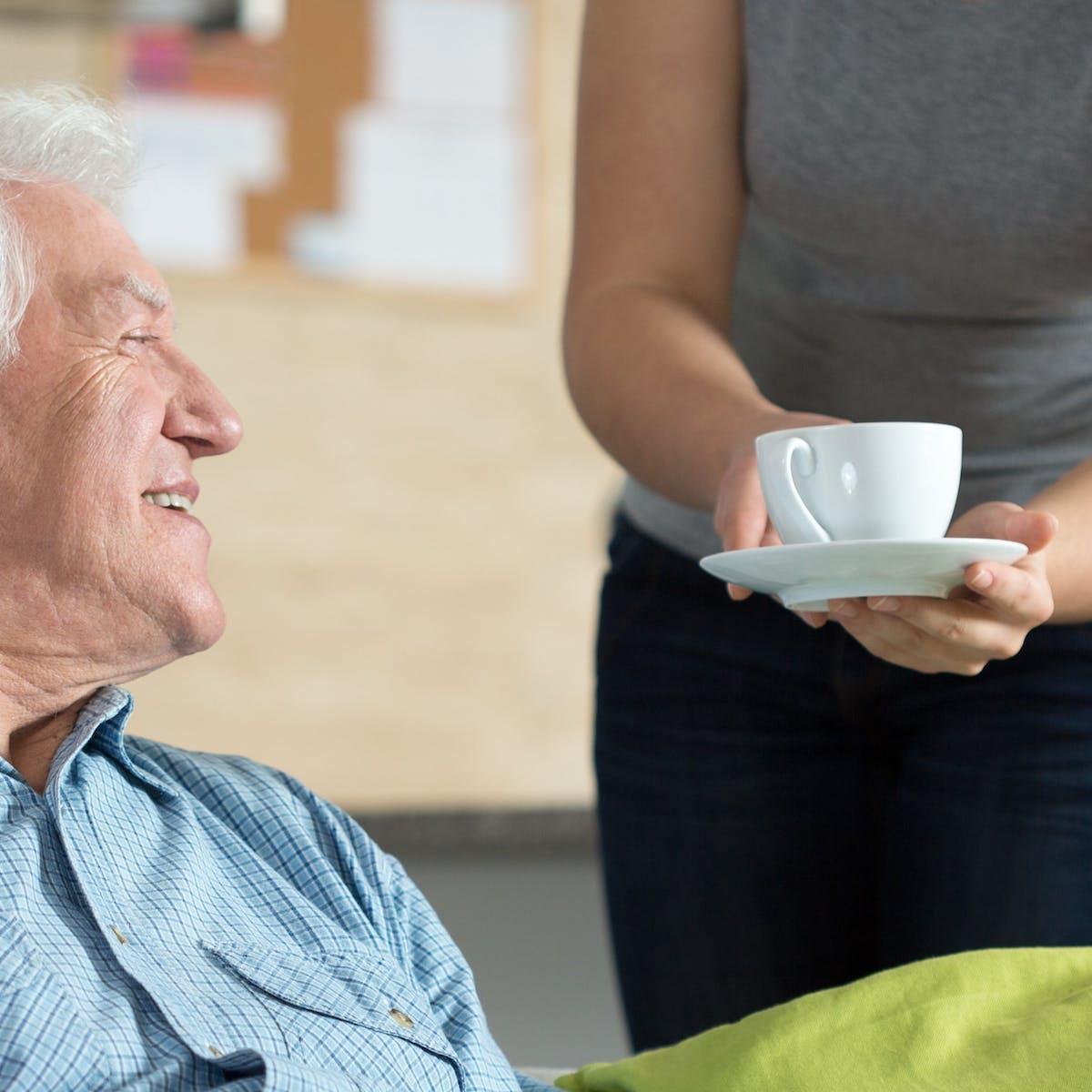 How robots could help bridge the elder-care gap