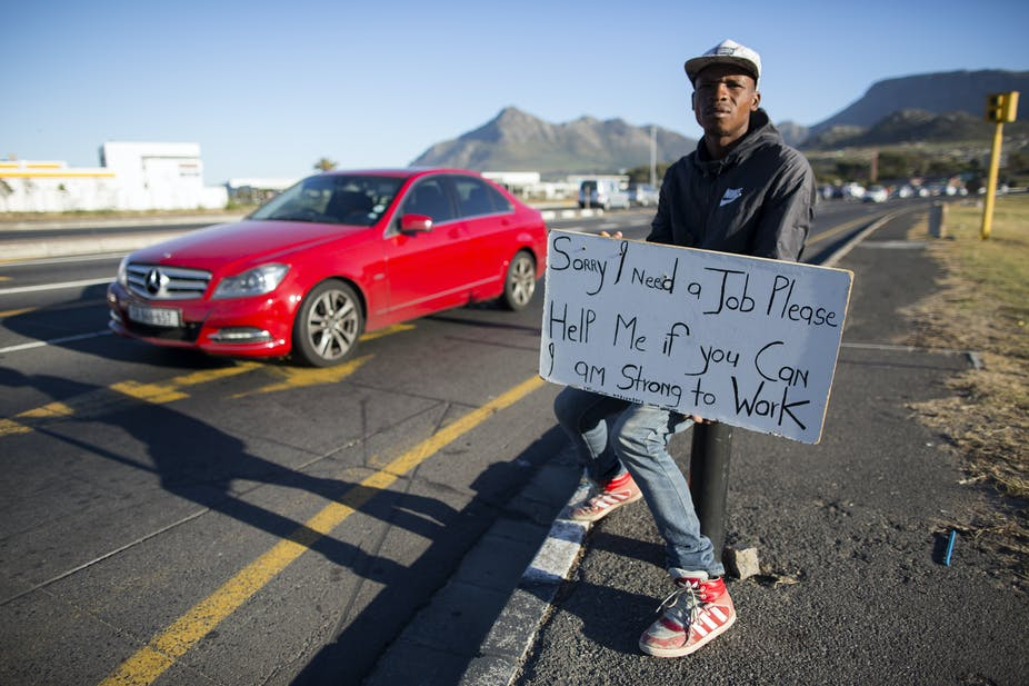 the lesser known and scarier facts about unemployment in south africa