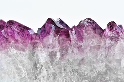 crystals like you ve never seen them before they re flexible