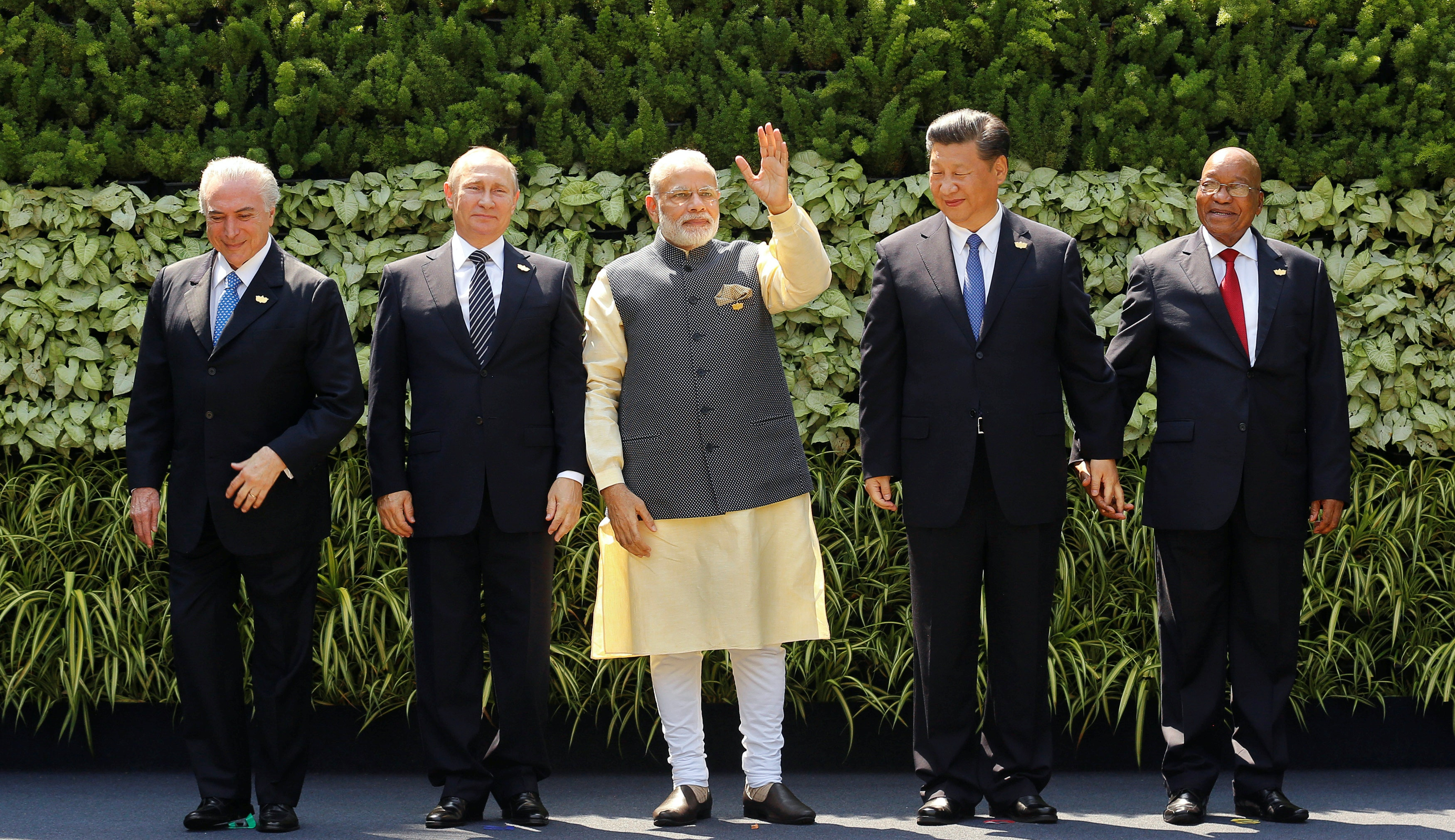 BRICS is being battered by global crises: why this might not be a bad thing