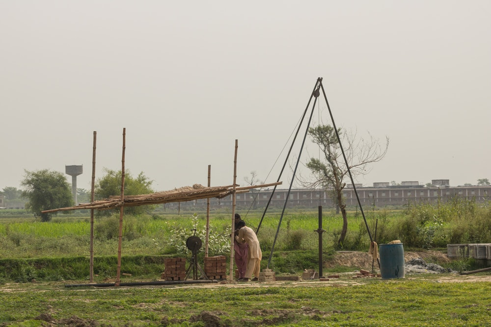 Pakistan relies on a huge underground reservoir – but it's polluted with arsenic and will eventually run dry