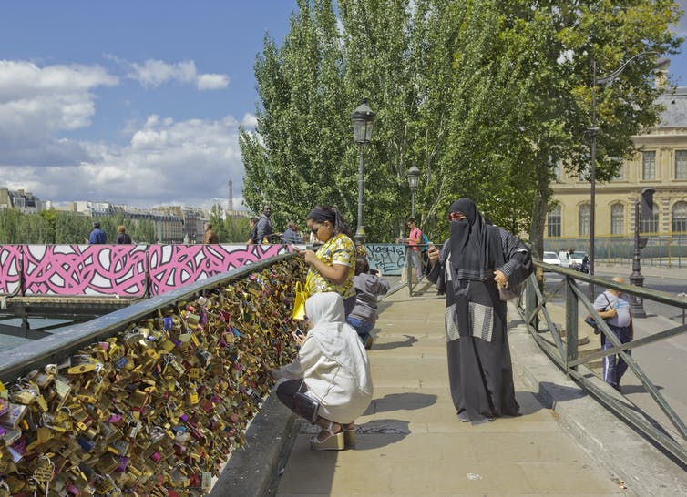 banning the burqa in europe Denmark has joined some other european countries in banning garments that  cover the face, including islamic veils such as the niqab or burqa.
