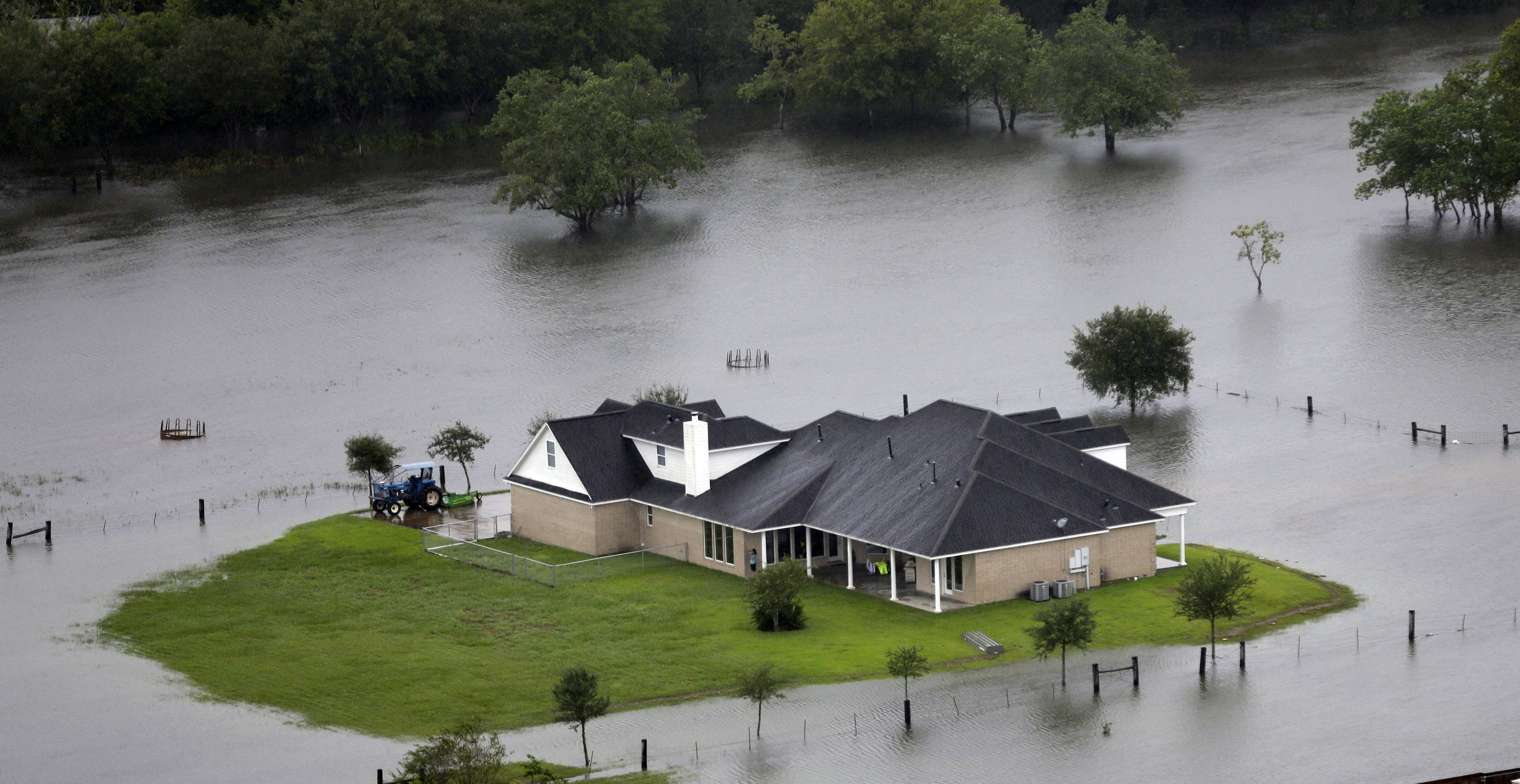 Flooding from Hurricane Harvey causes a host of public ...