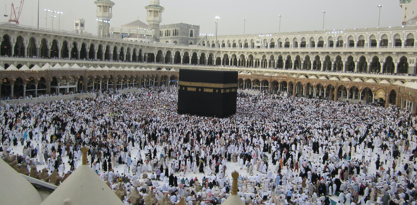 Explaining The Muslim Pilgrimage Of Hajj
