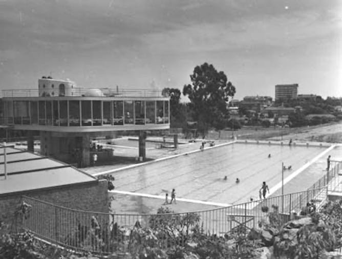 From Segregation To Celebration The Public Pool In