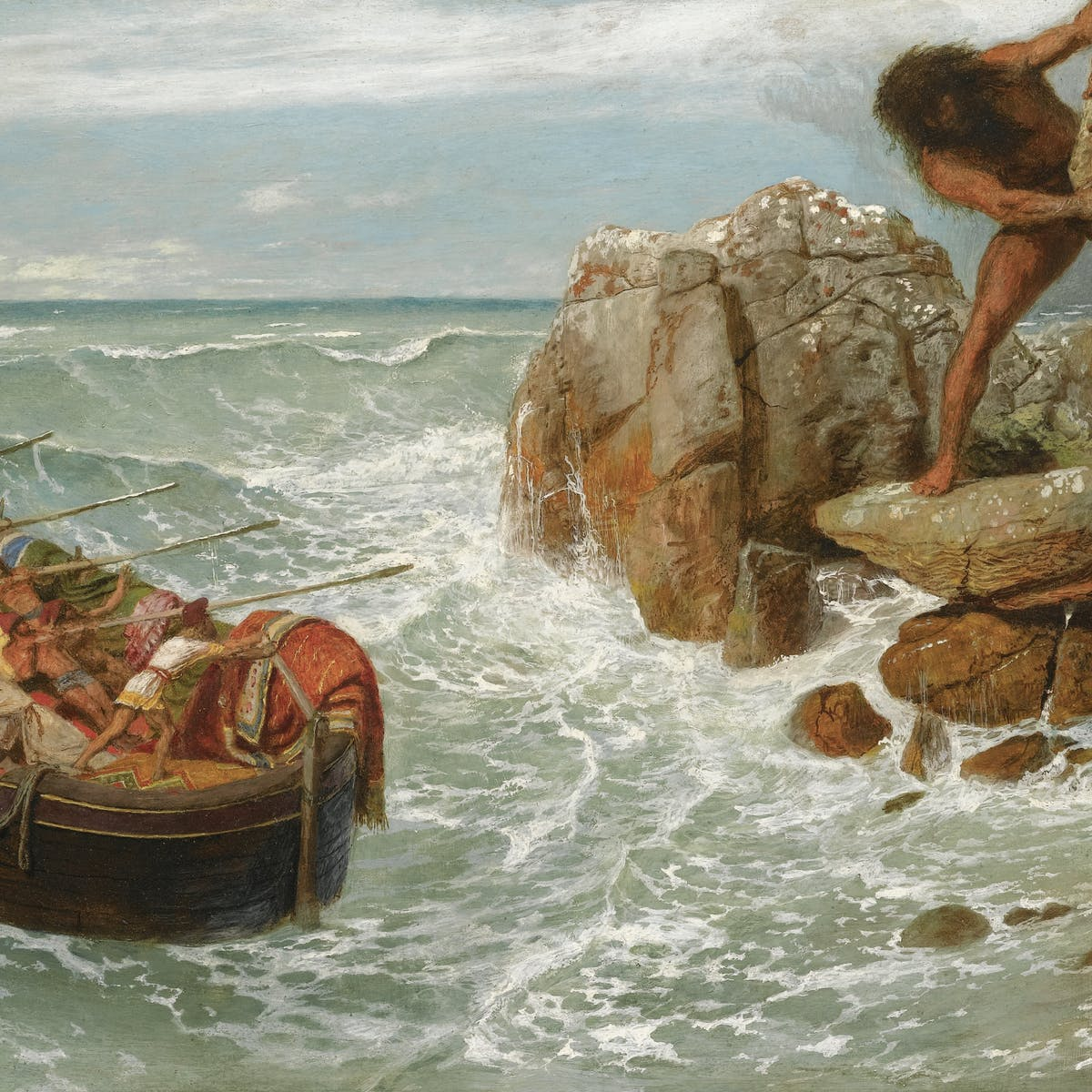 Guide to the Classics: Homer's Odyssey