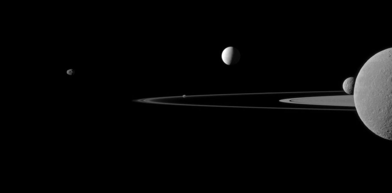 What Cassini's mission revealed about Saturn's known and ...