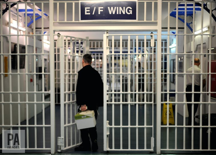 How to help offenders on probation who are at high risk of