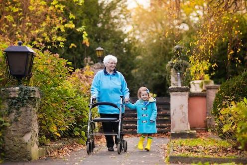 Why more grandparents are raising their grandchildren