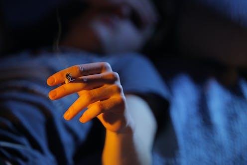 Does marijuana affect your sleep?
