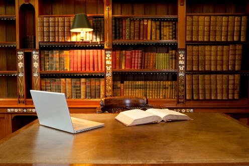 friday essay why libraries can and must change